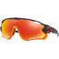 Oakley Jawbreaker Brillenglas oranje/zwart